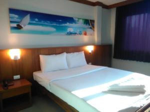 The K2 Hotel @ Airport is very close to Surat Thani airport